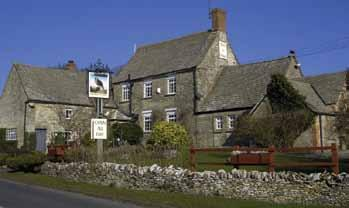 5 miles south of Burford The Bird In Hand Inn Hailey, Witney, Oxfordshire, OX29 9XP The Bird in Hand Inn is a