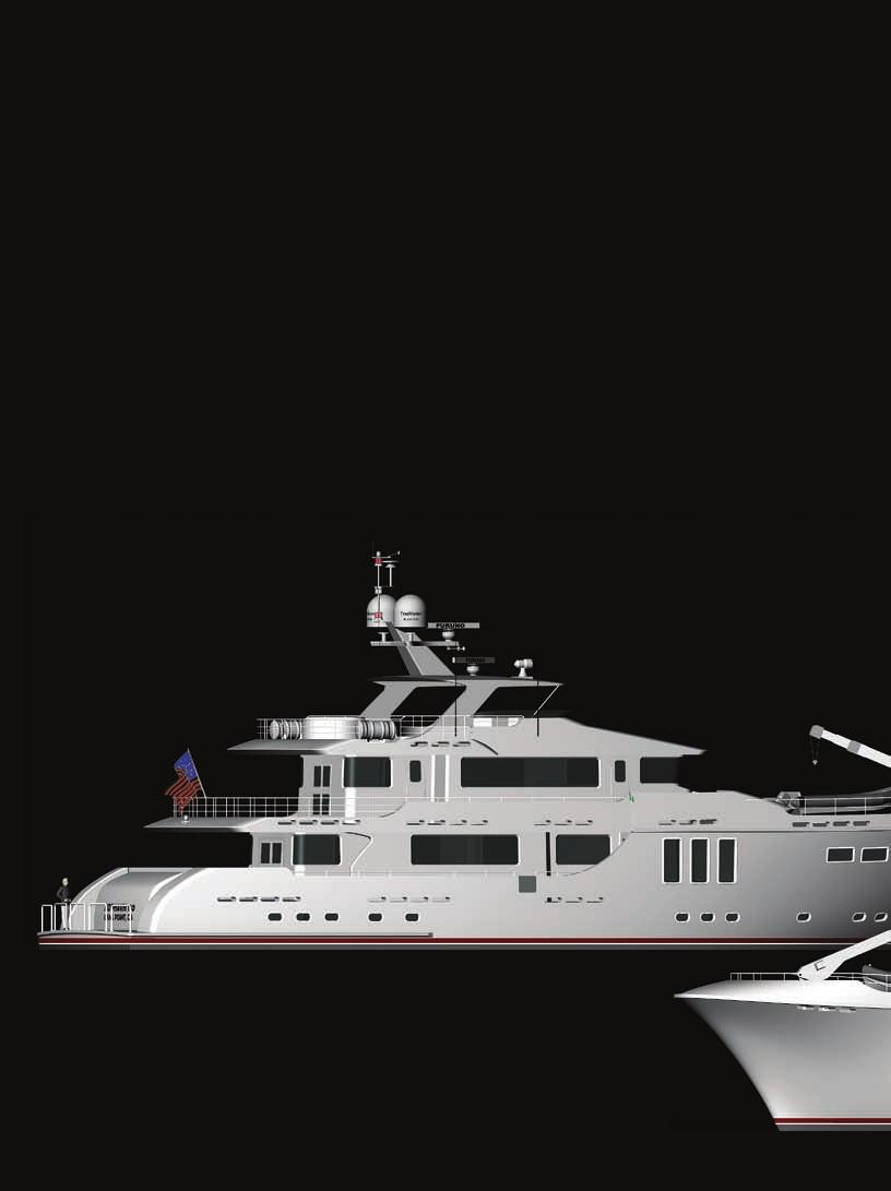Ircumnavigator A Star Is Born Nordhavn Just Launched Majestic Bowline Quotthe Boater39s King Of Knotsquot N120 Under Construction Bigboldbeautiful N O R D H V 1 2 0 The S Size