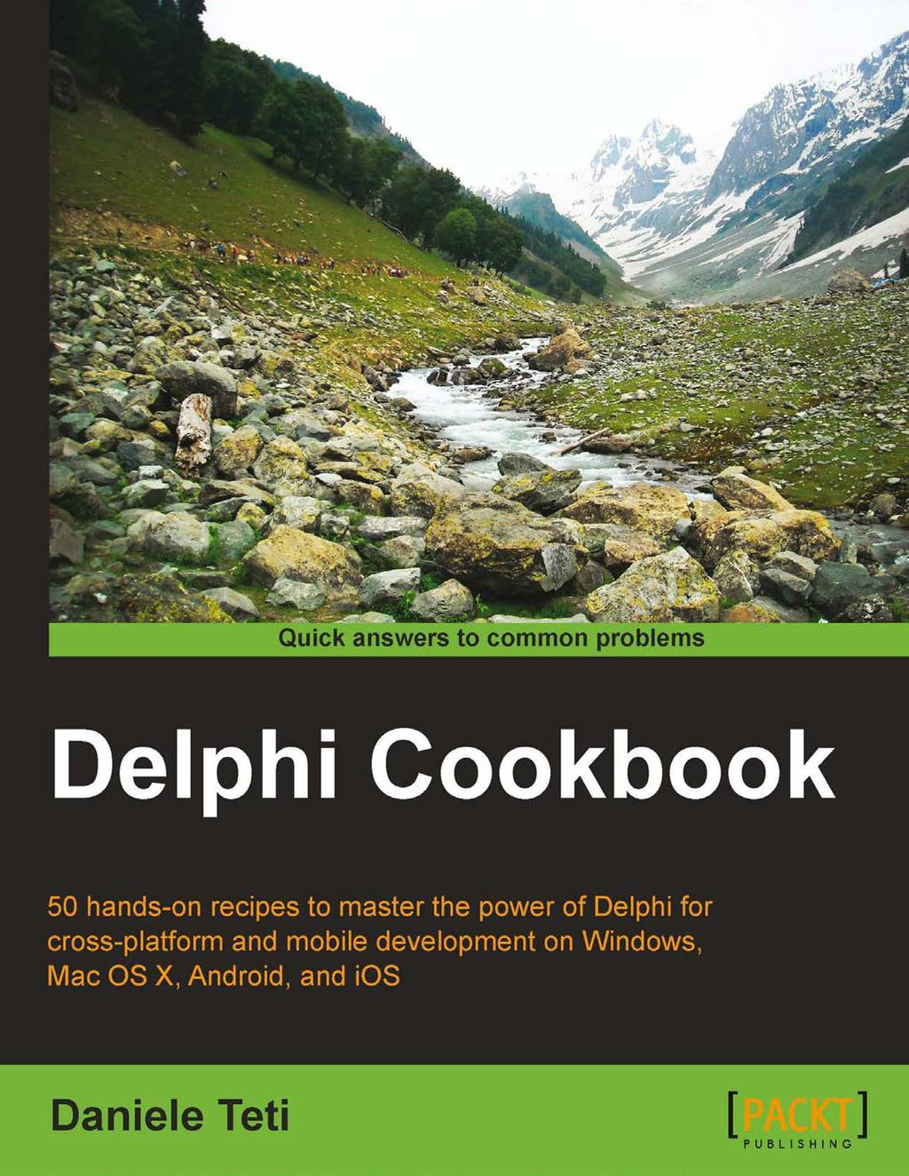 PACKT] Delphi Cookbook - PDF