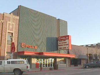 Western Nebraska movie theatres  Includes North Platte, Grand Island