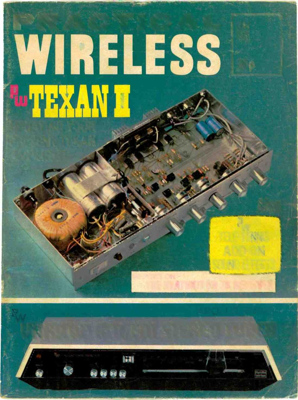 July P Updating Your Present Texan Amplifier Tele Tennis