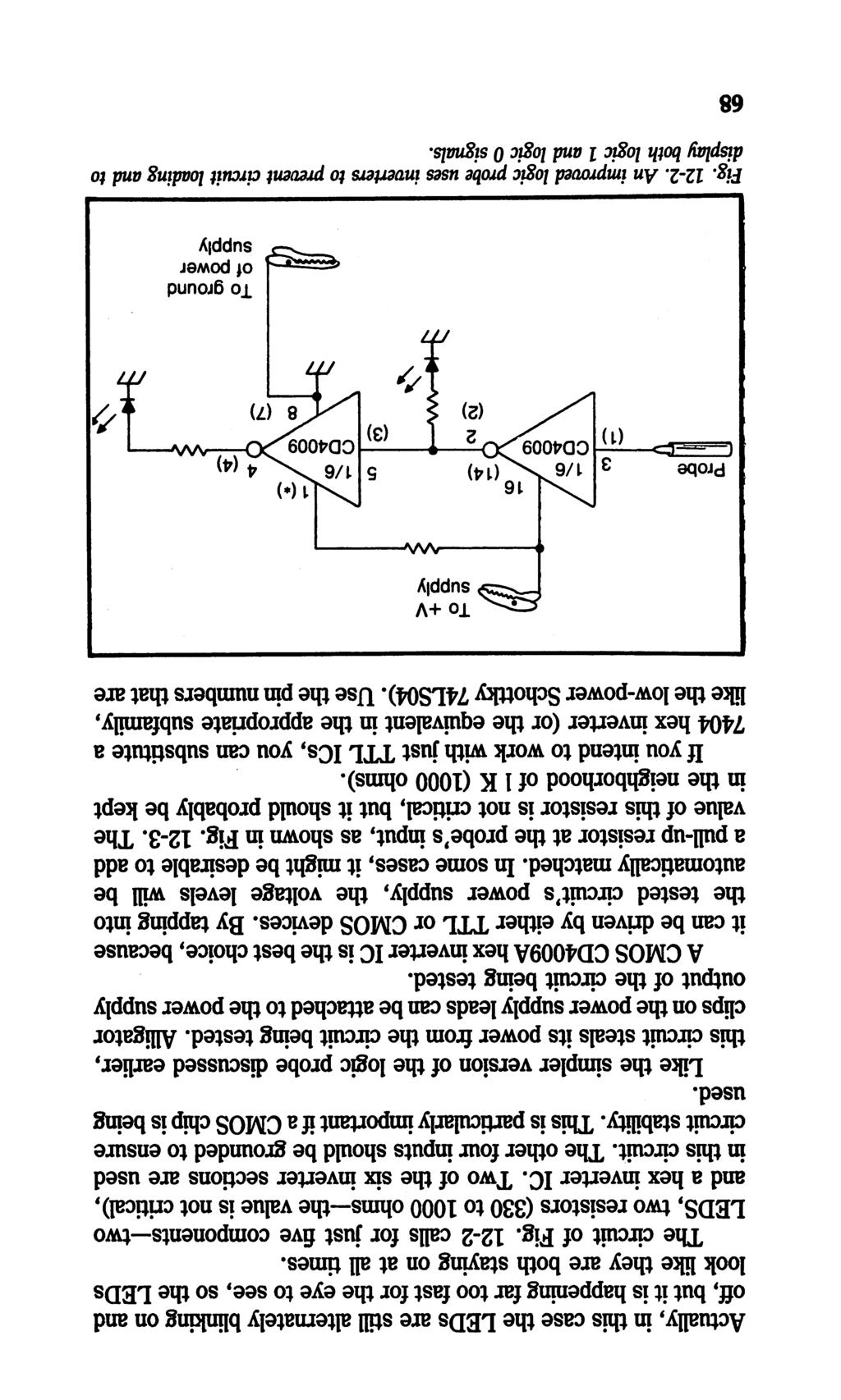 Delton Thorns Ail Time Favorite Electronic Projects Pdf La4550 Audio Amplifier Circuits And Diagramelectronics Actually In This Case The Leds Are Still Alternately Blinking On Off But