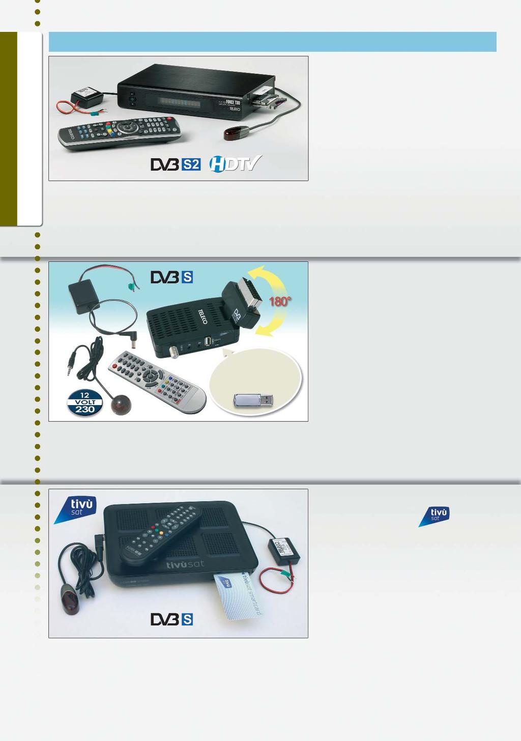 TV Antennas and Accessories for Campers and Caravans - PDF