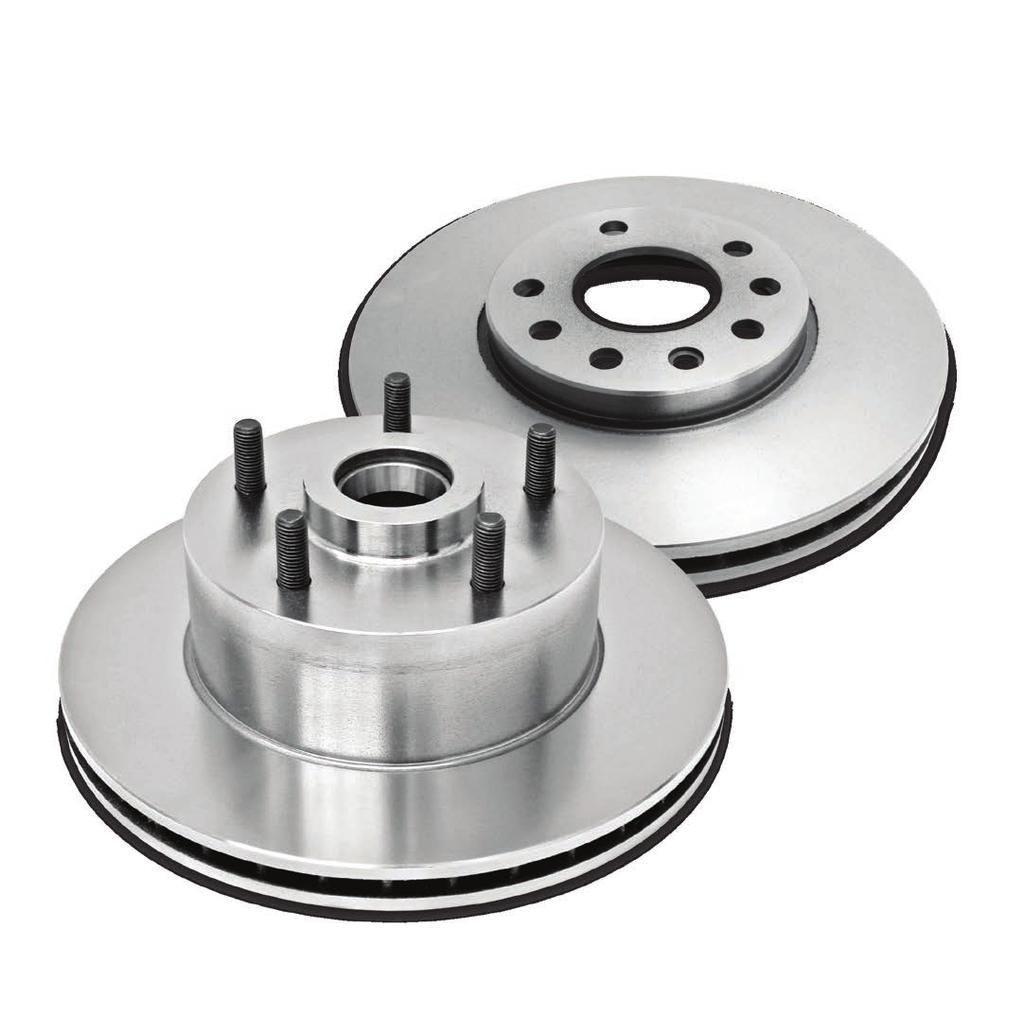 DBA DBA782S PAIR Rotors Front fits TOYOTA LANDCRUISER 80 SERIES