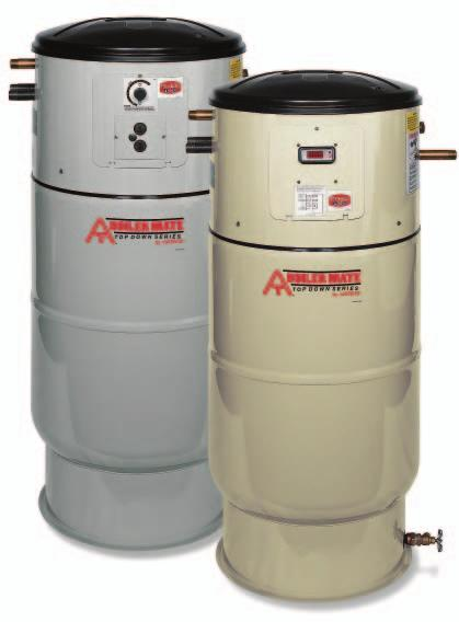 Indirect-Fired Water Heaters  A New Lineup from the Most