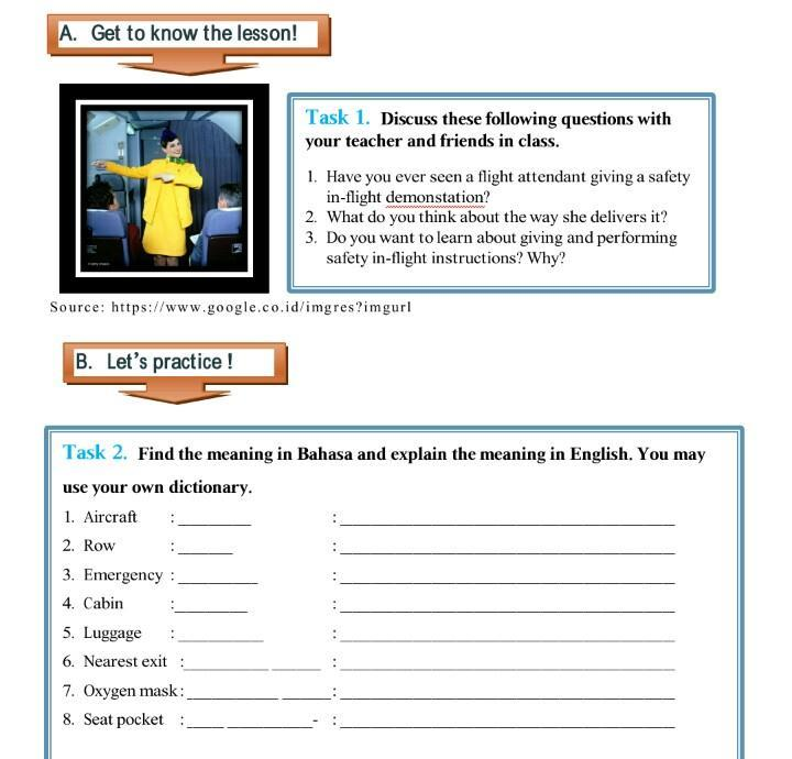 DESIGNING AN ENGLISH COURSE BOOK FOR FLIGHT ATTENDANT SCHOOLS A