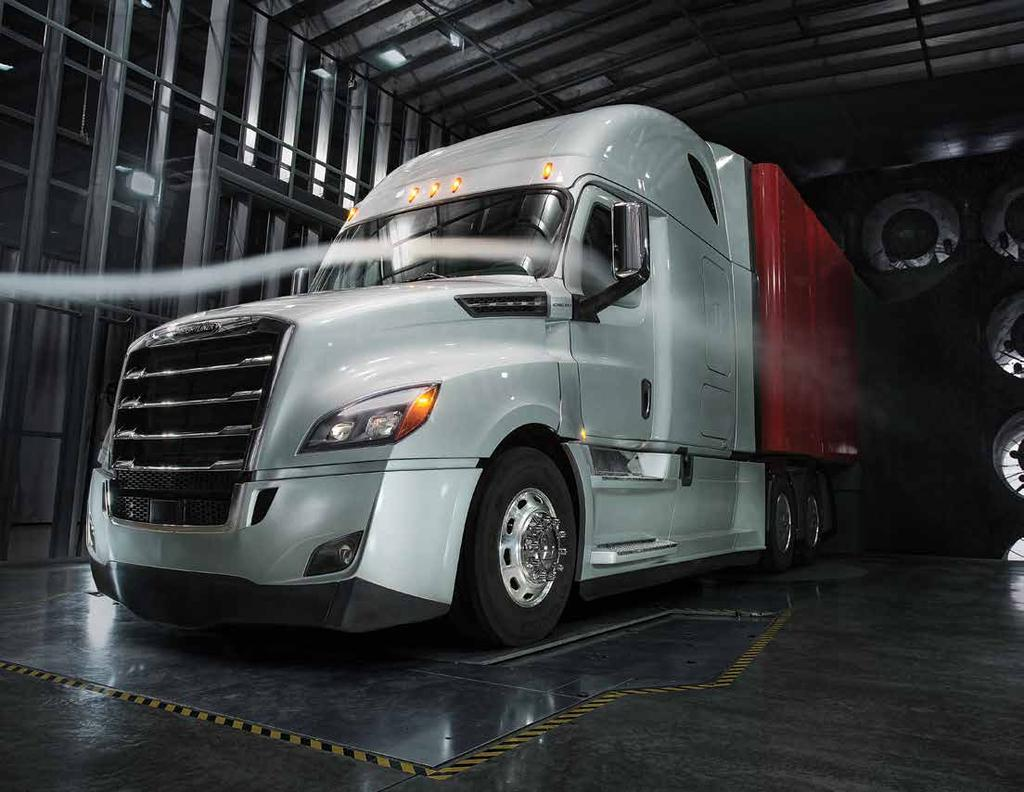 Drive The Future Passion Drives Our Science New Cascadia 2014 Fuse Box Key 126 Bbc 72 Raised Roof Sleeper Cab Undergoing