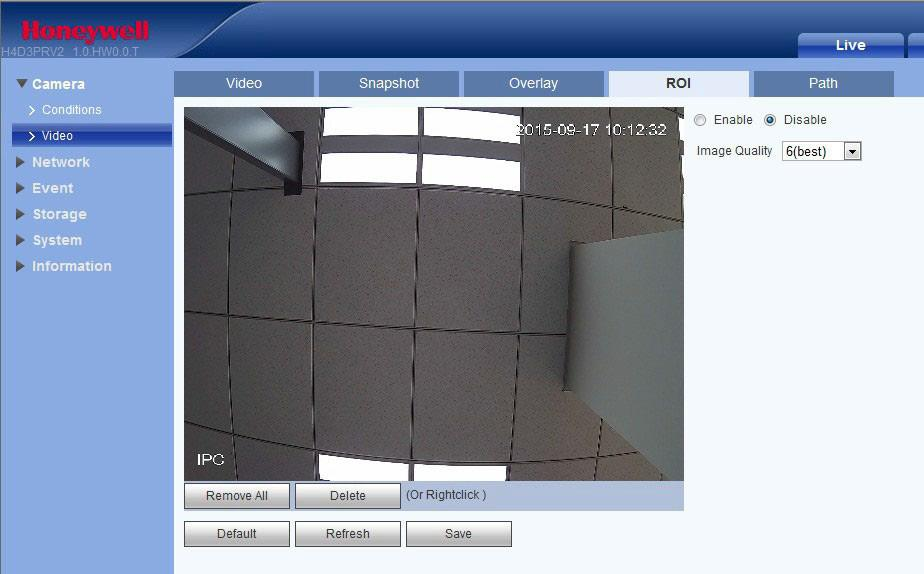 Performance Series IP Cameras Software Configuration Guide - PDF