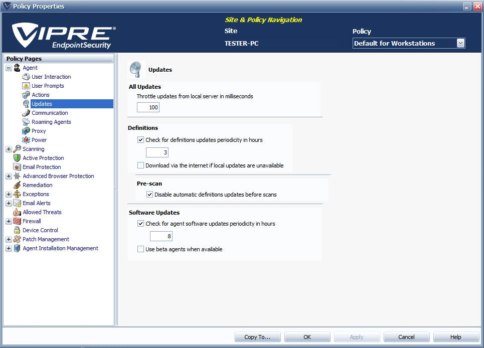 VIPRE Endpoint Security - PDF