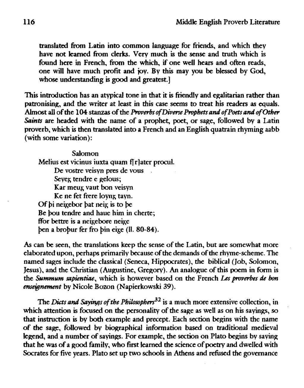 Authority in Middle English Proverb Literature - PDF