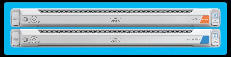 Cisco HyperFlex HX220c M5 Node and HX220c M5 All Flash Node - PDF