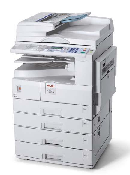 Ricoh FAX5510L Facsimile PCL Driver for Mac Download