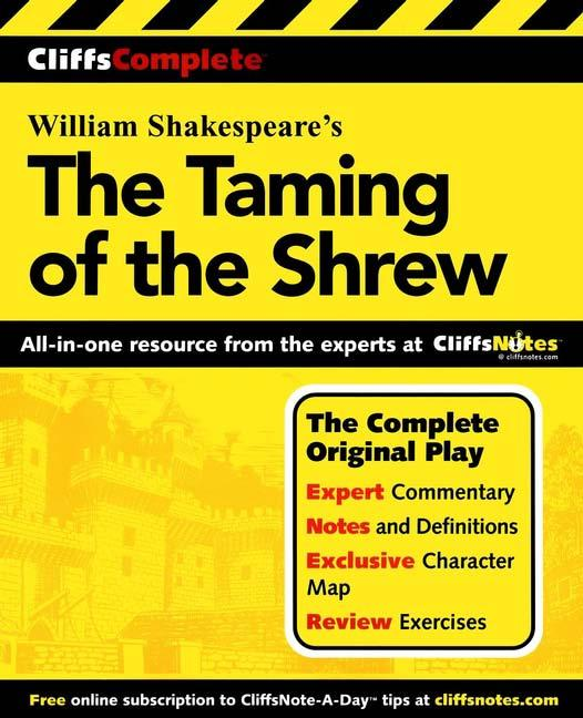 Shakespeare S The Taming Of The Shrew Pdf