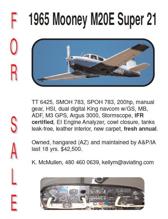 The Mooney Flyer Features The Official Online Magazine For