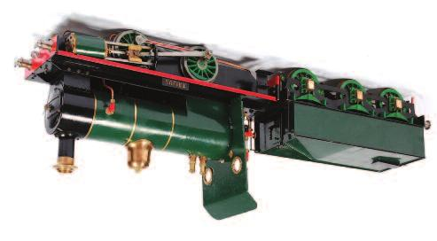 New Clear-Cut Texture Adaptable Au-special Accessories For Steam Engines Wilesco M 58 Blacksmith