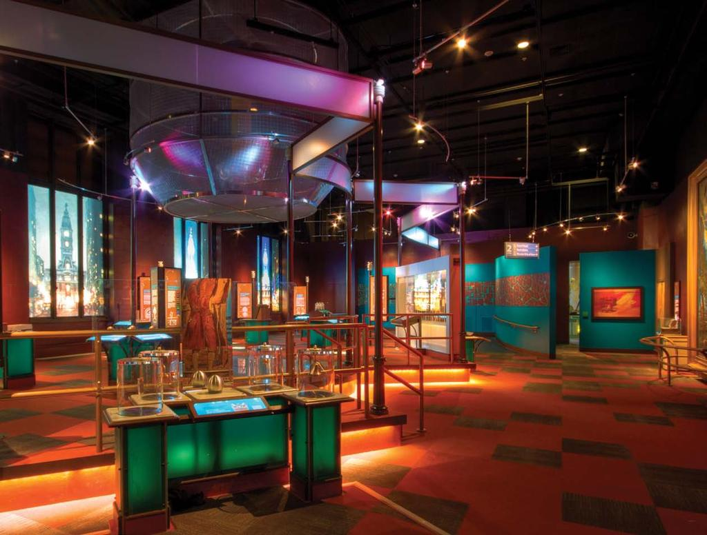 Track lighting the franklin institute philadelphia pa photographer kenny lindstrom contents