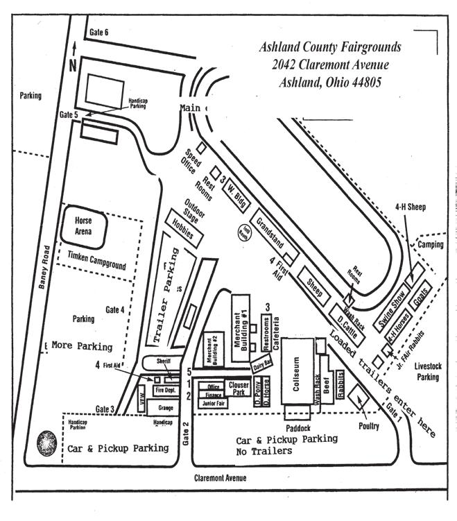 american haflinger registry pdf  getting to the ahr sale at ashland county fairgrounds the map below shows the fairground buildings