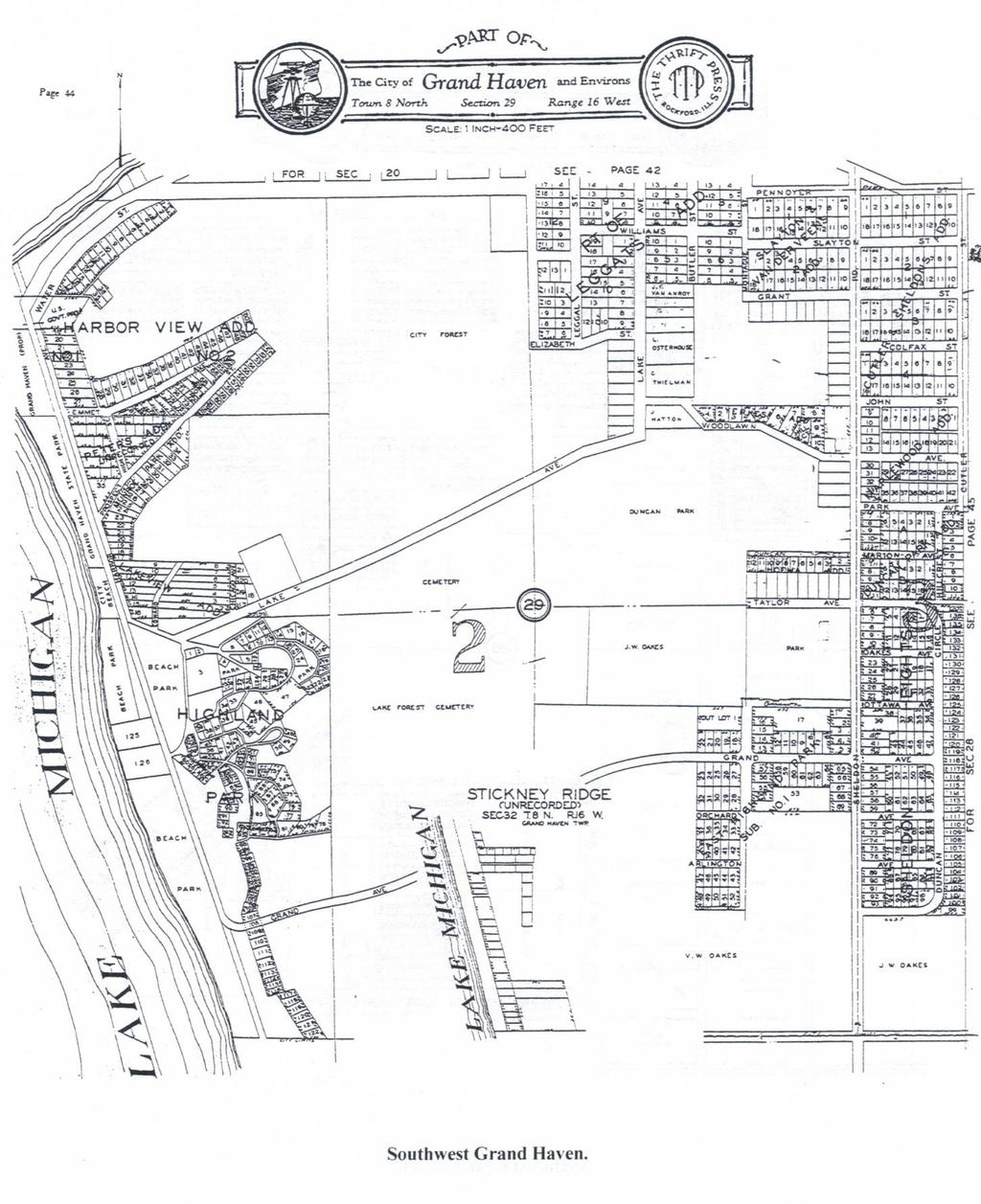 Directory Buildings And Sites Northwest Ottawa County Wallace K 1954 Allstate Scooter Wiring Diagram Schematic Ewing Phd Pdf