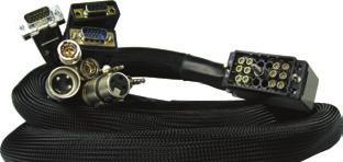 9ft Lemo 8 pin Male to 8 pin Female Cable  Approx