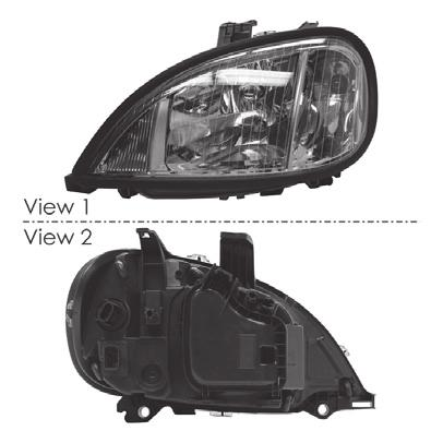 HEADLAMPS 4 X 6 SEALED BEAM LED HEADLAMPS GR High Beam GR ... on