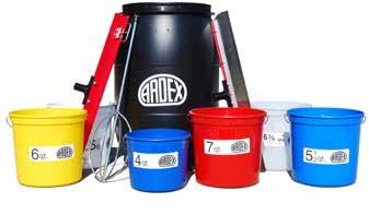 ARDEX AMERICAS Product Selection Guide - PDF
