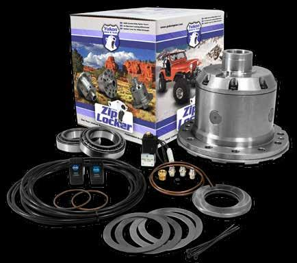 Yukon Gear /& Axle ABS Reluctor Ring Rear New for Bronco Mark Pickup YSPABS-016