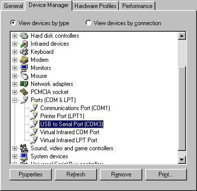 Synscan Pc Direct Mode