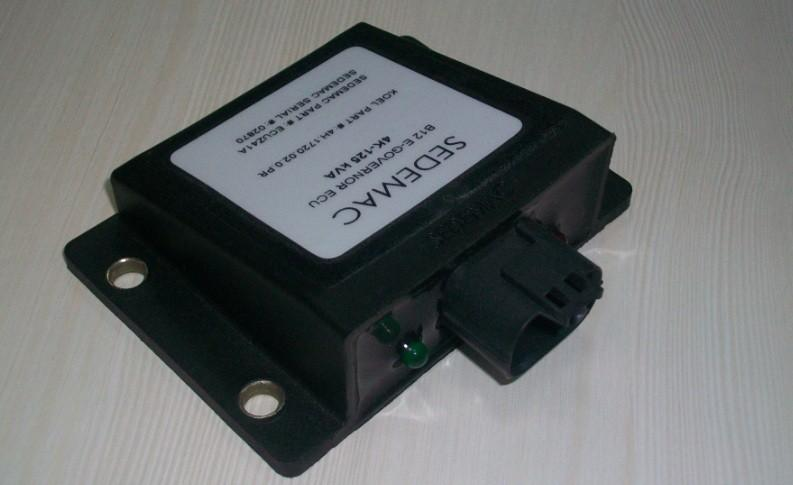 USER MANUAL FOR B12 ELECTRONIC SPEED GOVERNOR - PDF