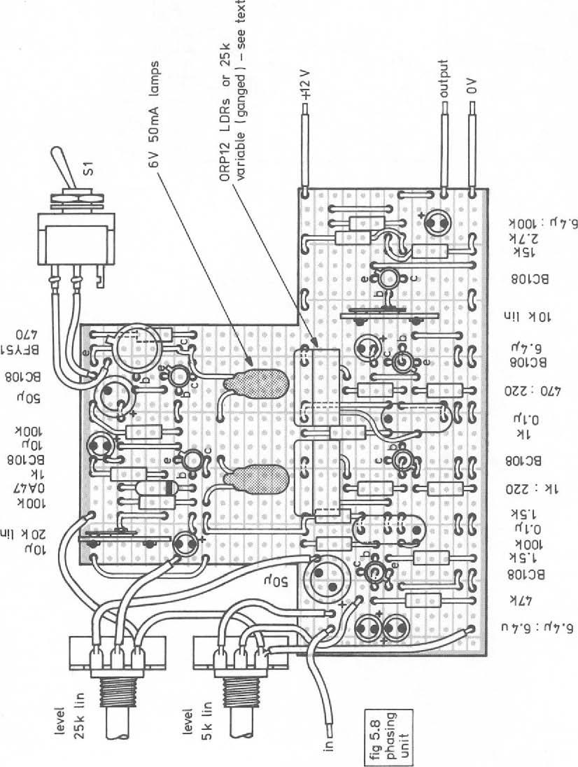 Audio Circuits And Projects Pdf Mixer Circuit With Fet 2n3819 Electronic No Ise Rh Ythm 123 X 2 Cl