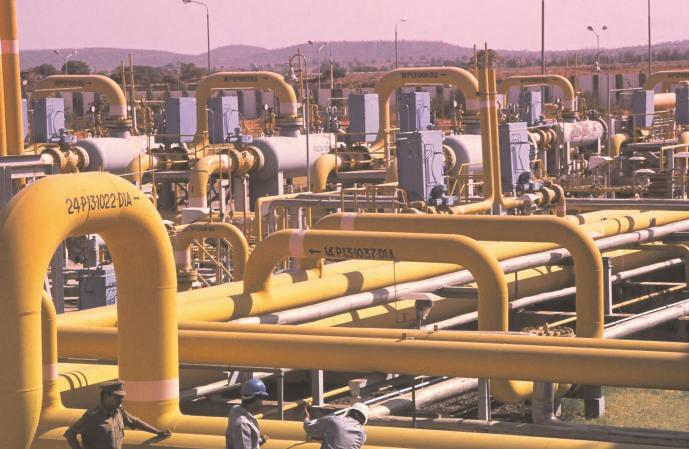 Develop North East Region as a dominant hydrocarbon hub at the