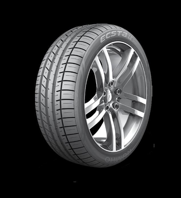 Extra Load-ply Y Kumho Ecsta PS91 Performance Radial Tire-305//30ZR19 102