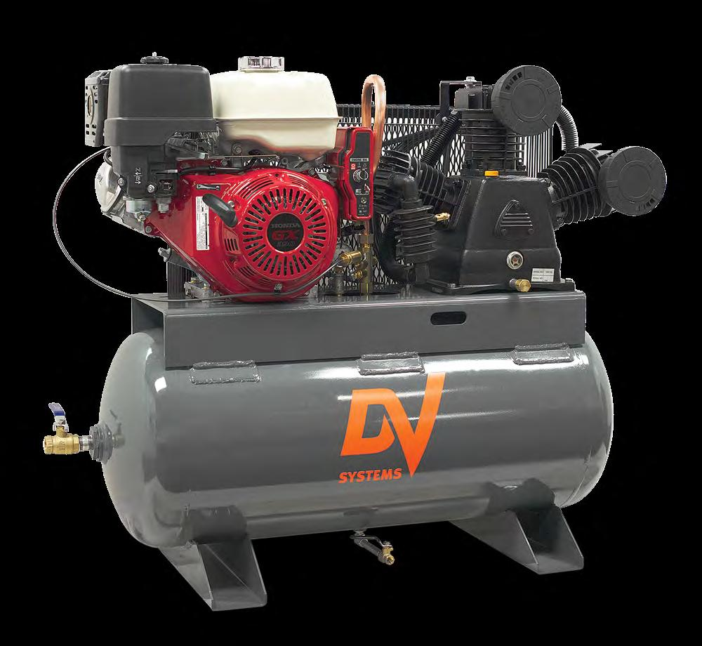INDUSTRIAL SERIES 13 HP IS13-5530 13 HP GASOLINE POWERED DEV-55 2-