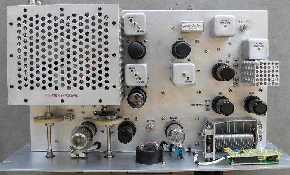 Homebrew Hollow-State SSB Radios - PDF