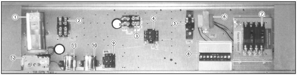 MARVAIR CLASSIC HEAT PUMPS MODELS AVP HP EXPLODED VIEW PARTS ID - PDF