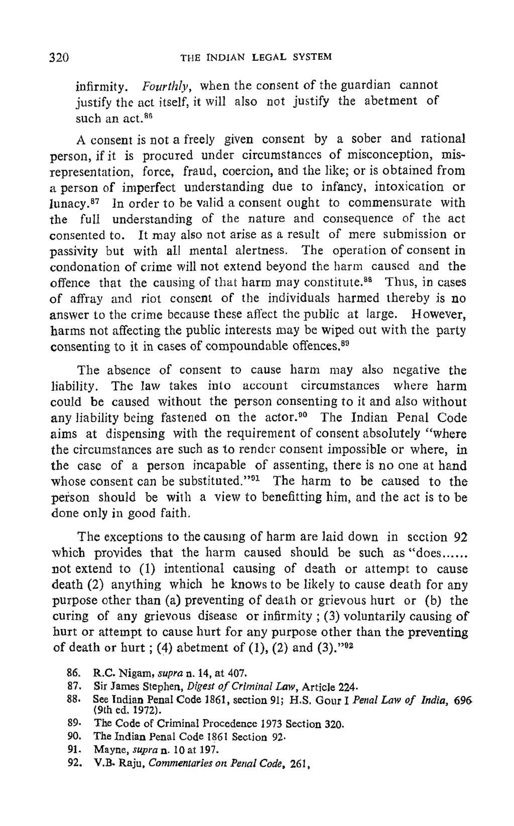 242 Article of the Criminal Code: commentary