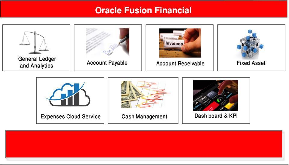Fixed Scope Offering (FSO) Oracle Fusion Financial SaaS