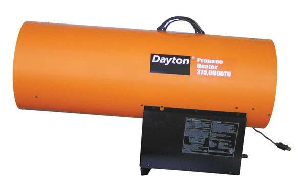 Dayton Heating Products: Everything You Need to Keep Your Facility on