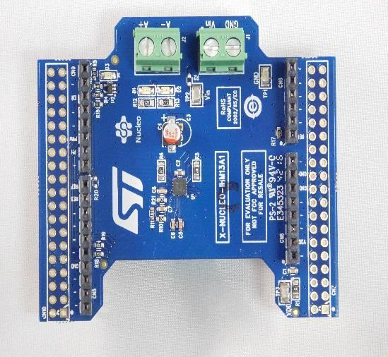 Quick Start Guide  Low voltage brush DC motor driver