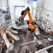 Increased productivity for you Automation for machine tools