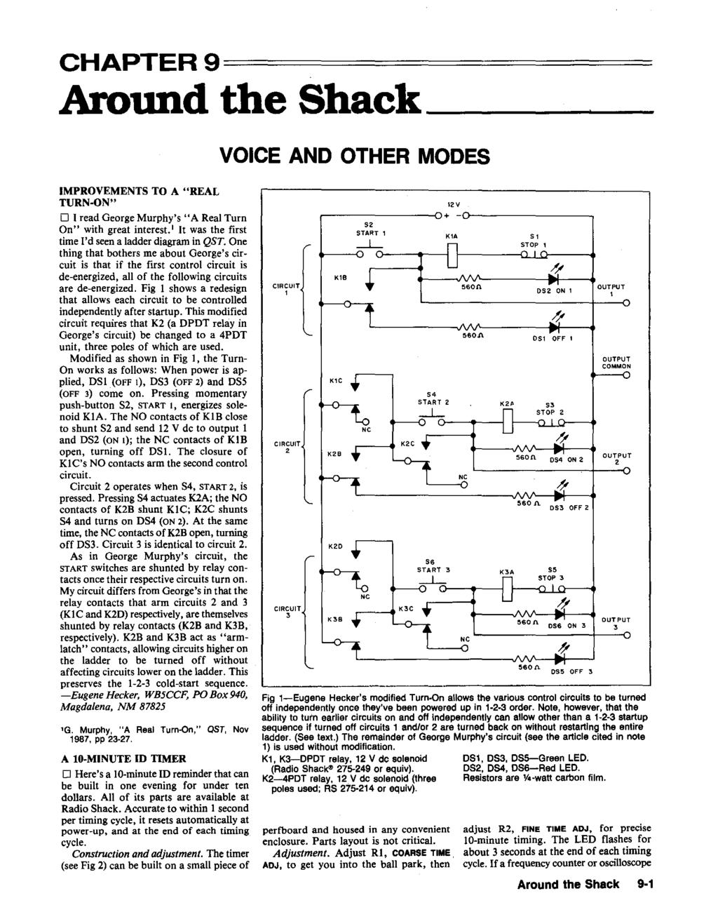 Hints And Kinks For The Radio Amateur Pdf Free Download Tda7294 Ic Second Voice Recorder Module Service Manual Schematics Datasheets Eeprom Bins Pcb