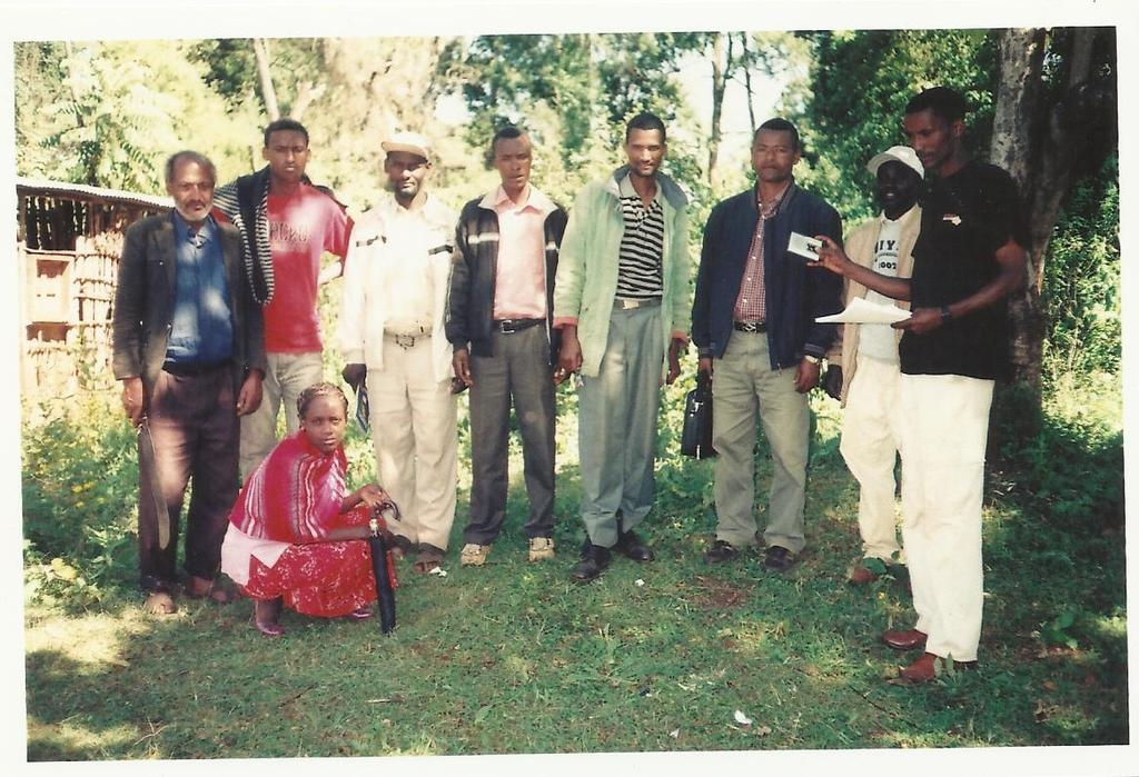 Indigenous Knowledge of Oromo on Conservation of Forests and