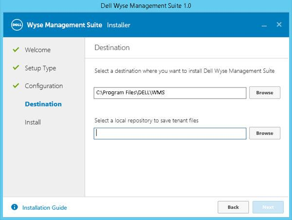 Dell Wyse Management Suite Version 1 0  Administrator s
