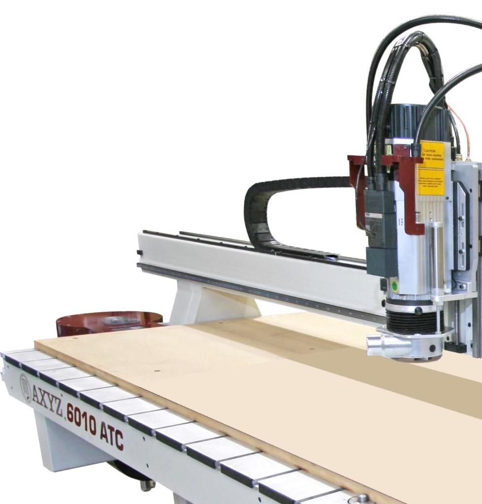 77 CNC Router Manual v Operating Hours Record the value daily. Use Function  1 to display the hours.