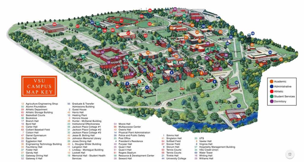 Langston University Campus Map.Stewarding An Educational Legacy Historic Preservation At