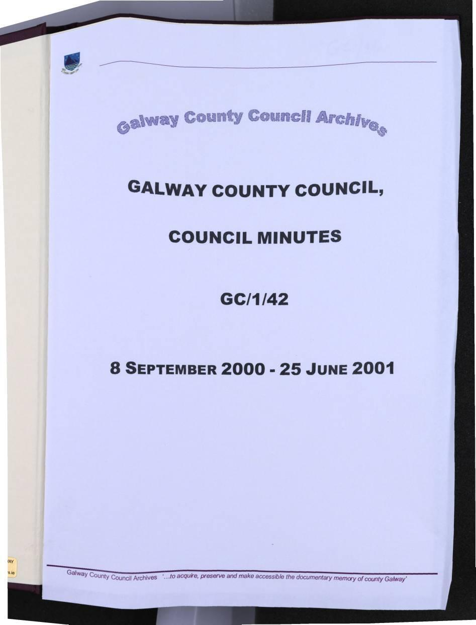 Galway County Council Archives - PDF