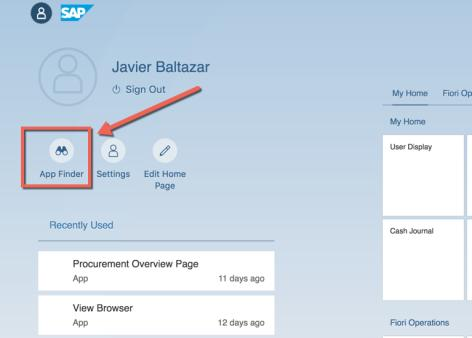 Step-by-step guide to enable Transactions in Fiori Launchpad using