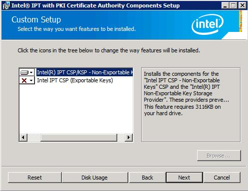 Intel Authenticate  Integration Guide for McAfee epolicy