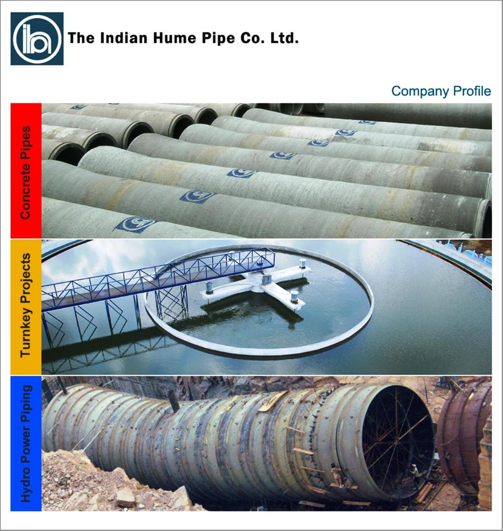 The Indian Hume Pipe Co  Ltd  - PDF
