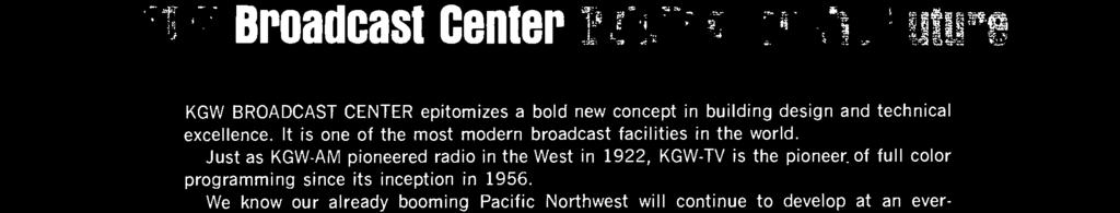 1956. We know our already booming Pacific Northwest