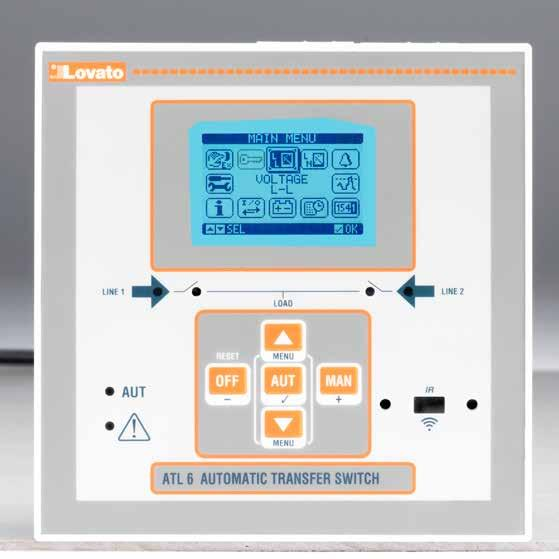 Automatic transfer switch controllers - PDF on